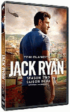 Tom Clancy's Jack Ryan : season two  = Jack Ryan : saison deux [DVD]