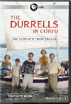 The Durrells in Corfu : the complete third season [DVD]