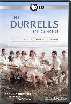 The Durrells in Corfu : the complete fourth season